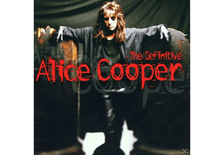 Alice Cooper - The Definitive Alice - (CD)