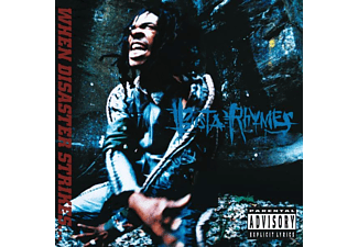 Busta Rhymes - When Disaster Strikes (New Version) [CD]