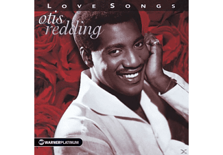 Otis Redding - Love Songs/Platinum Collection [CD]