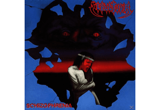Sepultura - Schizophrenia (CD)