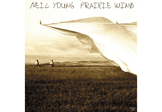 Neil Young - Prairie Wind - (CD)