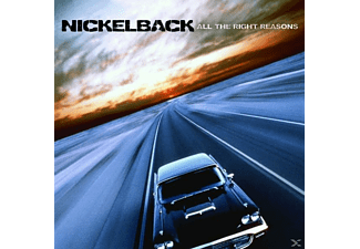 Nickelback - All The Right Reasons - (CD)