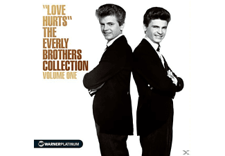 The Everly Brothers - Love Hurts / Platinum Collection - (CD)