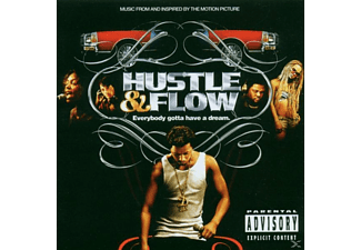 VARIOUS - Hustle & Flow - (CD)