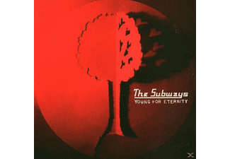The Subways - YOUNG FOR ETERNITY (ENHANCED) - (CD)
