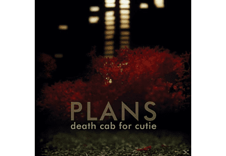 Death Cab For Cutie - Plans - (CD)