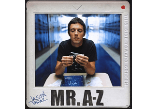 Jason Mraz - MR.A-Z - (CD)