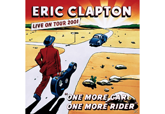 Eric Clapton - One More Car, One More Rider [CD]