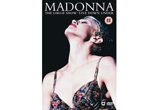 Madonna - Girlie Show Live Down Under - (DVD)