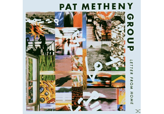 Pat Metheny, Pat Metheny Group - Letter From Home - (CD)