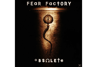 Fear Factory - Obsolete - (CD)