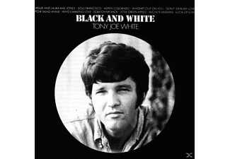 Tony Joe White - Black And White - (CD)