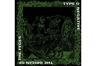 Type 0 Negative - Origin Of The Feces - (CD)