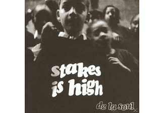 De La Soul - Stakes Is High [CD]