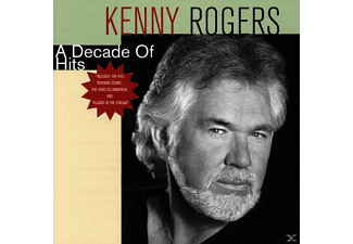 Kenny Rogers - A Decade Of Hits - (CD)