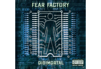 Fear Factory - Digimortal - (CD)