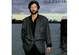 Eric Clapton - August - (CD)