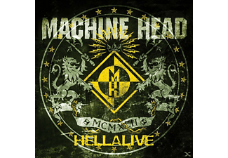 Machine Head - HELLALIVE - (CD)