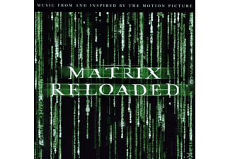 VARIOUS, OST/VARIOUS - The Matrix Reloaded - (CD)