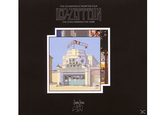Led Zeppelin - The Song Remains The Same - (CD)