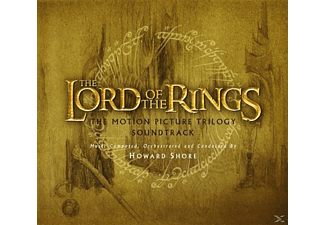 VARIOUS - The Lord Of The Rings - (CD)