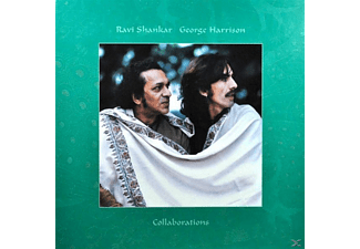 Harrison, George / Shankar, Ravi - Collaborations [CD + DVD Video]