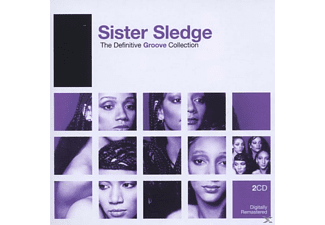 Sister Sledge - The Definitive Groove Collection - (CD)