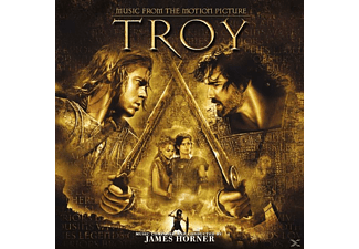 James Horner - Troy (Trója) (CD)