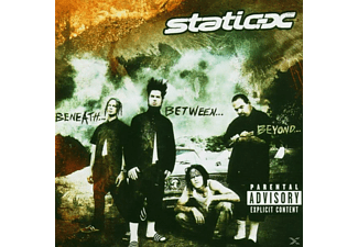 Static-X - Beneath, Between, Beyond - (CD)