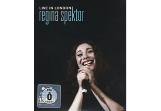 Regina Spektor - Live In London [Cd+Blu-Ray] - (CD)