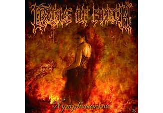 Cradle Of Filth - Nymphetamine [CD]
