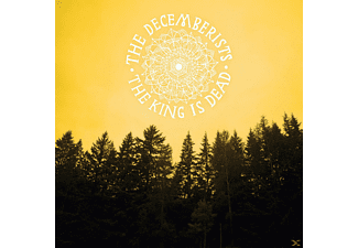 The Decemberists - The King Is Dead - (CD)