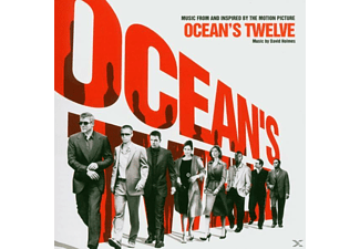 David Ost/holmes - Ocean's Twelve - (CD)