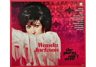 Wanda Jackson - The Party Ain't Over - (CD)