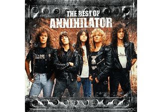 Annihilator - Best Of... [CD]