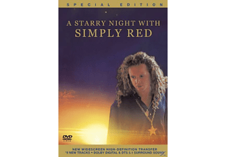 Simply Red - A Starry Night With Simply Red [DVD]