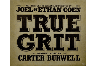 Burwell Carter - True Grit - (CD)