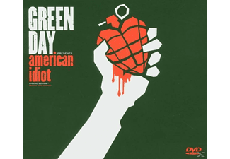 Green Day - AMERICAN IDIOT (SPECIAL EDITION) - (CD)