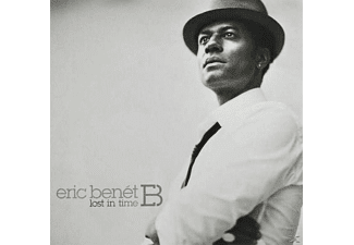 Eric Benét - Lost In Time - (CD)