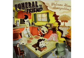 Funeral For A Friend - Welcome Home Armageddon! [CD]