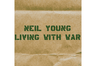Neil Young - Living With War - (CD)