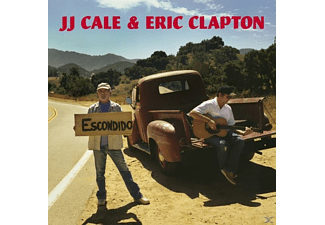 J.J. Cale, Eric J.j. Cale & Clapton - The Road To Escondido [CD]