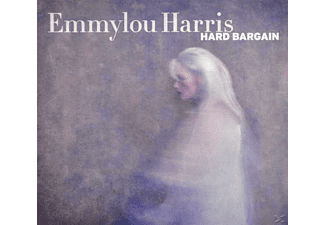 Emmylou Harris - Hard Bargain - (CD + DVD Video)