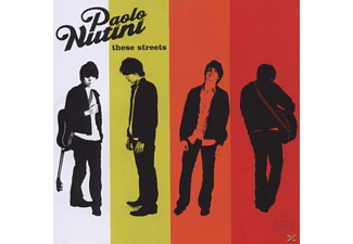 Paolo Nutini - These Streets - (CD)