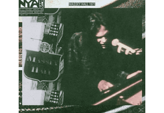 Neil Young - Live At Massey Hall 1971 [CD + DVD Video]
