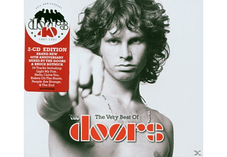 The Doors - VERY BEST OF (40TH ANNIVERSARY) - (CD)
