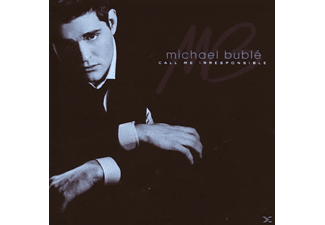 Michael Bublé - Call Me Irresponsible (CD)