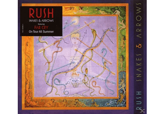 Rush - Snakes & Arrows - (CD)