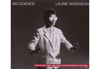 Laurie Anderson - Big Science (Re-Issue) - (CD)