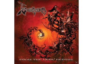 Venom - From The Very Depths [CD]